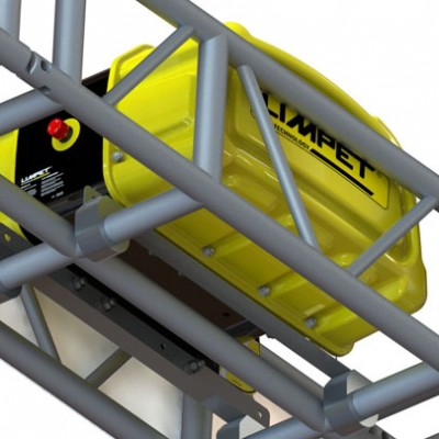 Limpet Lift Systems for the entertainment industry