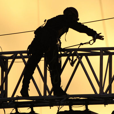 rigging height safety